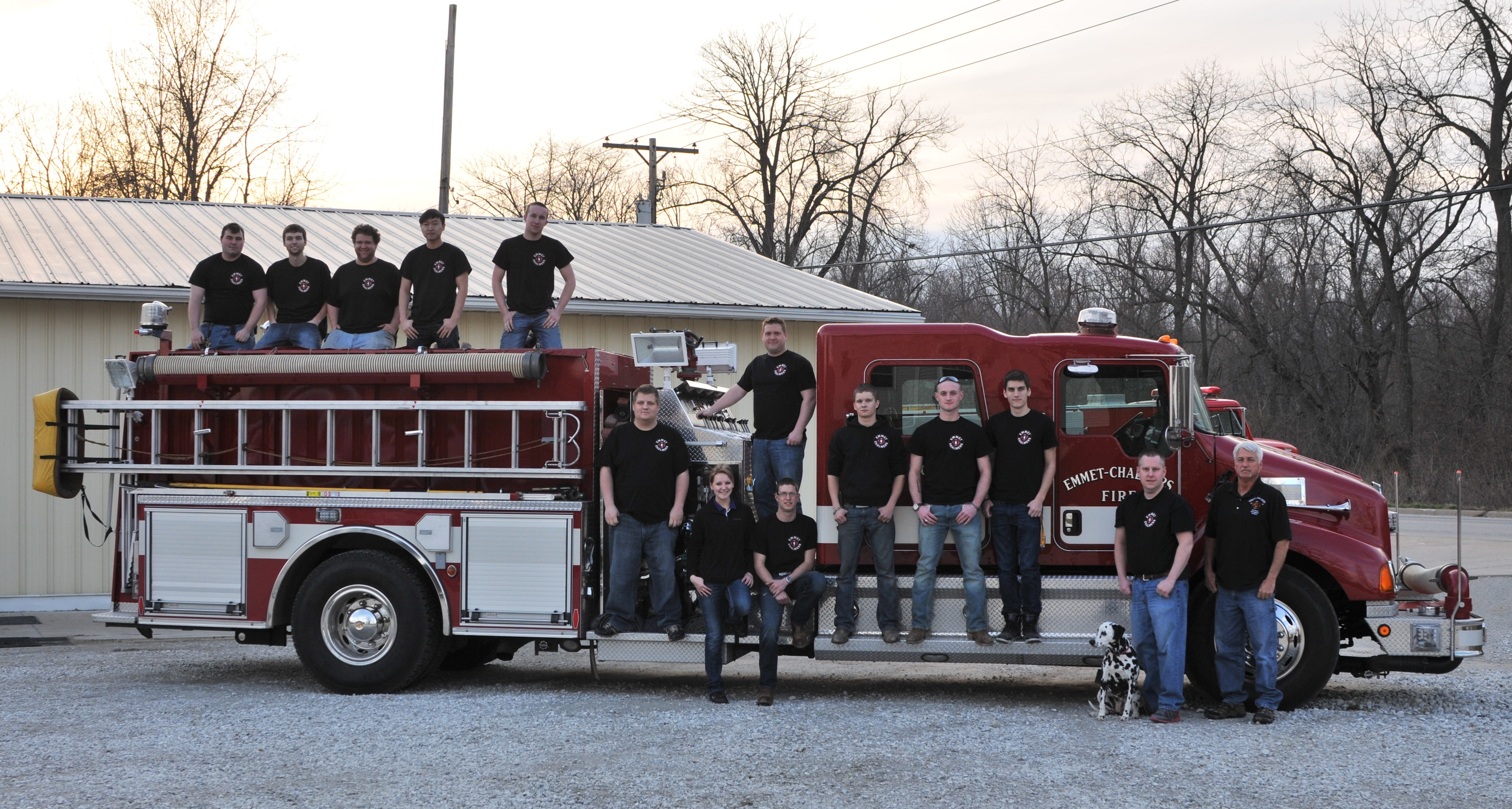 2014 Firefighters