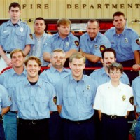 Emmet - Chalmers Firefighters 1997