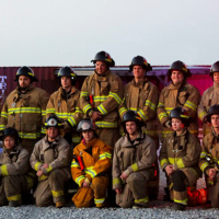 Emmet - Chalmers Firefighters 2012