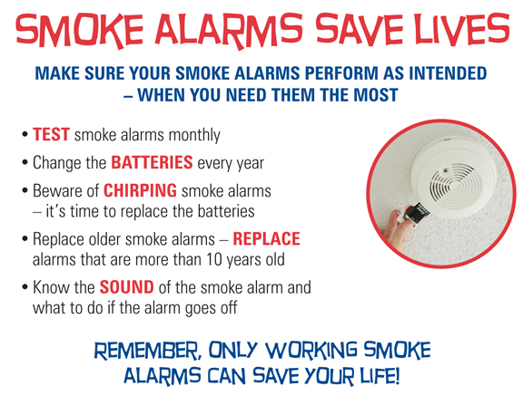 06 Oct Fire Prevention Week – Day 2